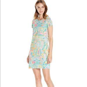 NWT Lily Pulitzer Short Sleeve Marlow Dress Sz XS